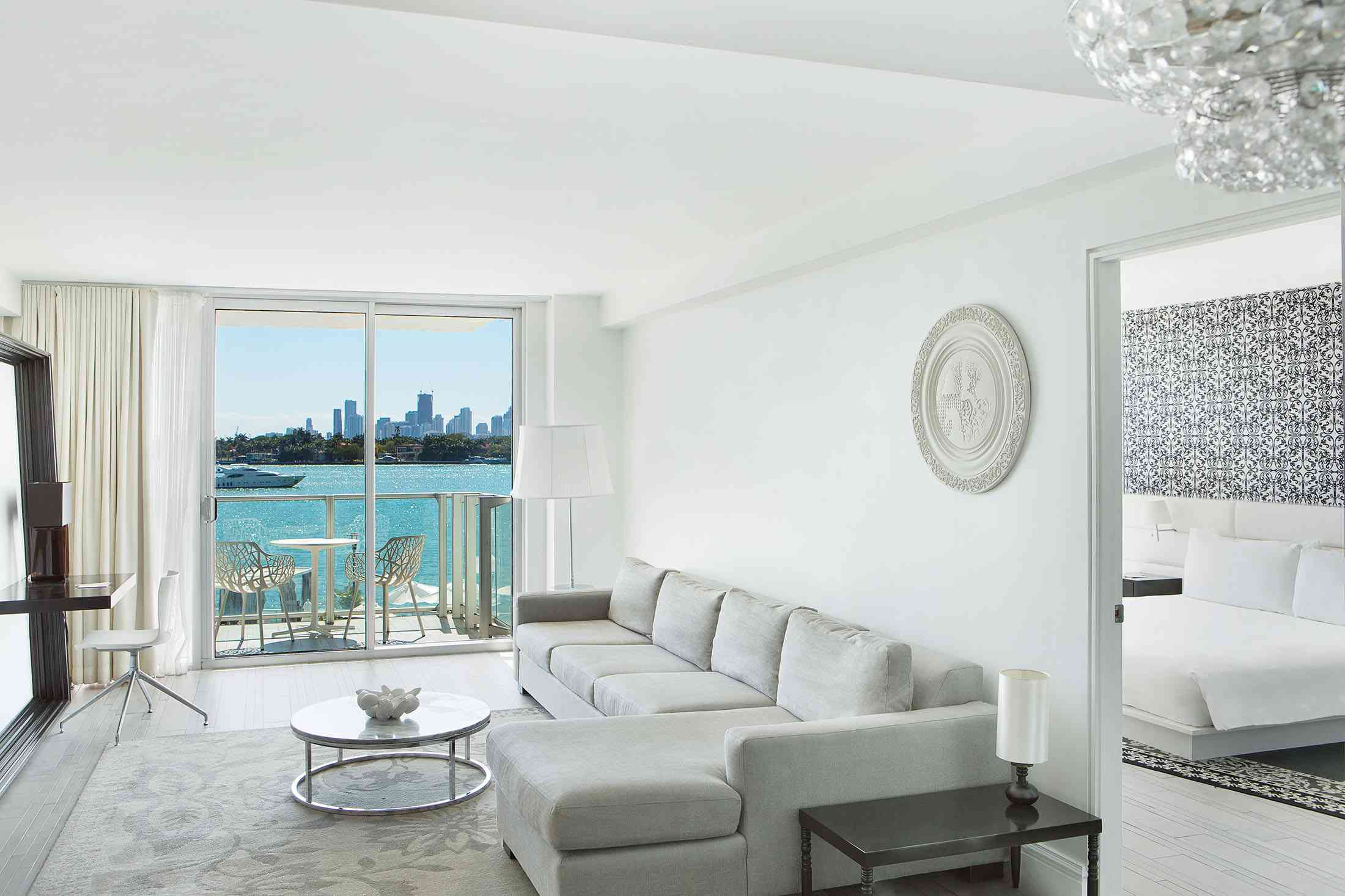 Two Bedroom Suite Mondrian South Beach Sbe