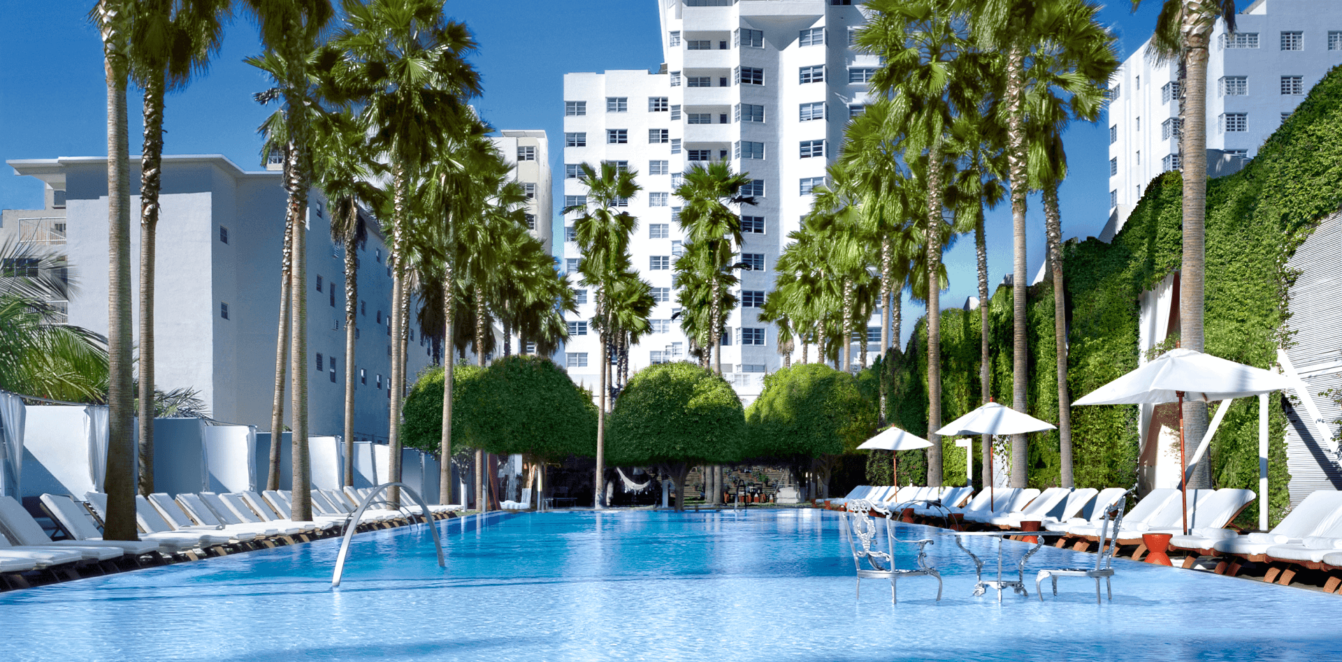 Delano South beach Pool