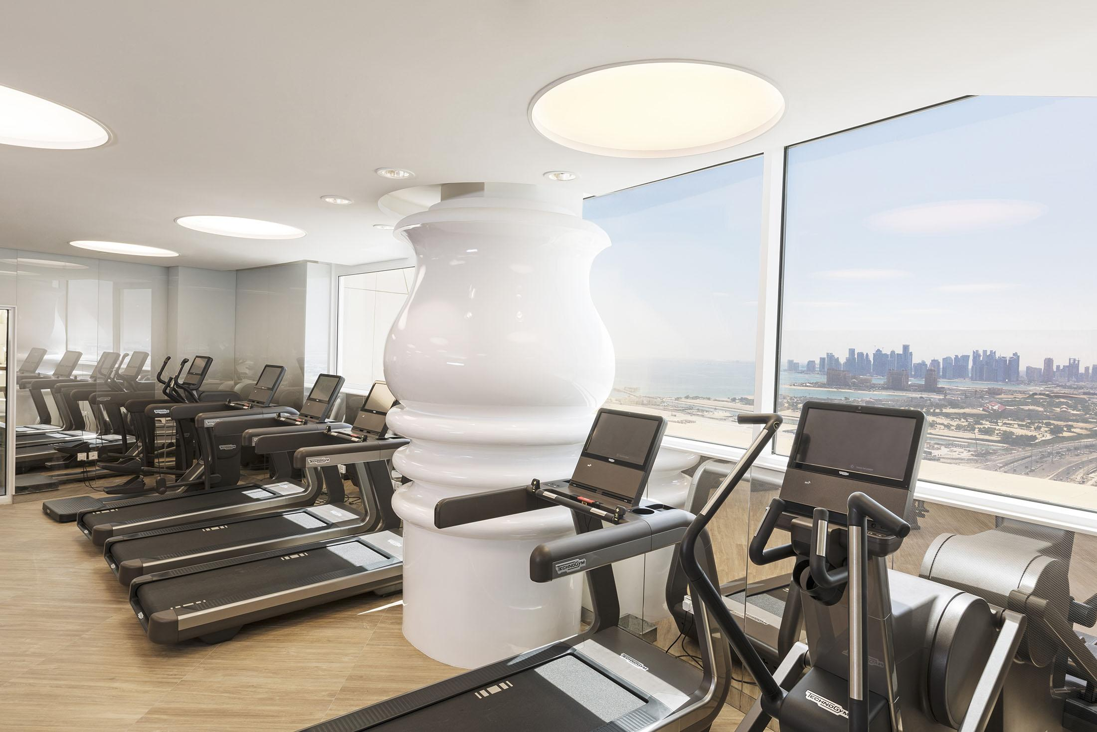 Mondrian Doha Fitness Center