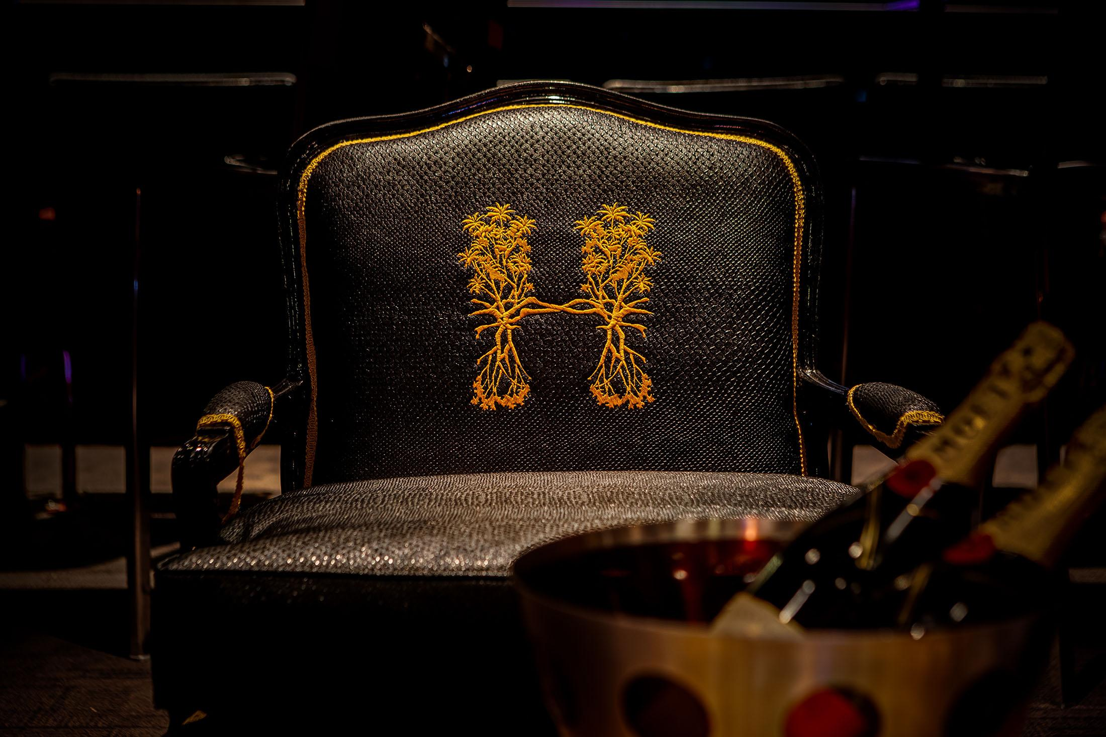 a seat at Hyde American Airlines Arena