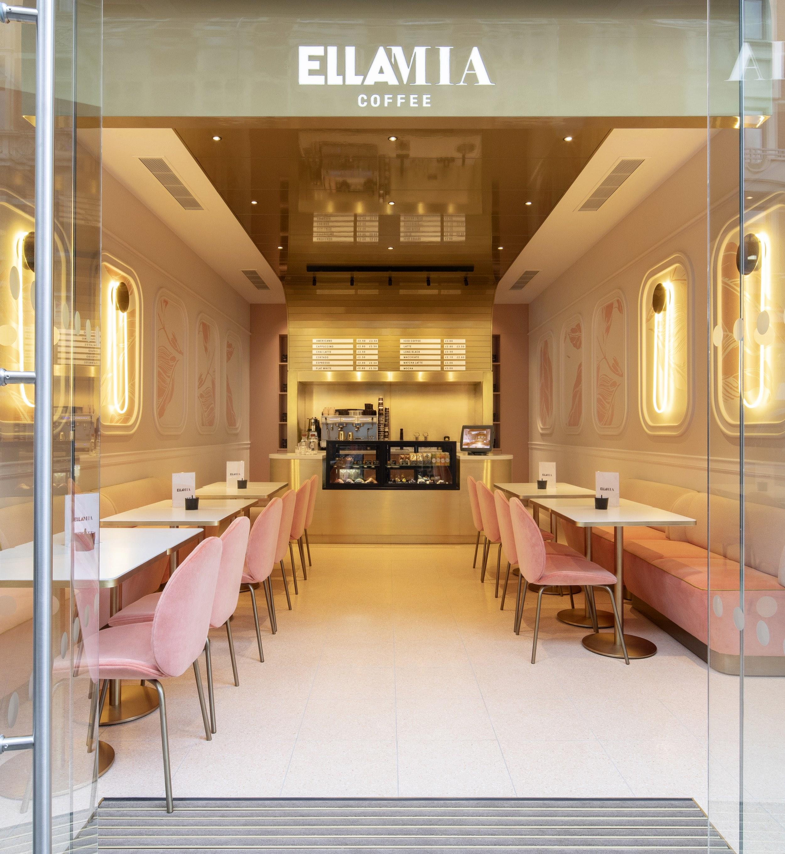 EllaMia at St Martins Lane