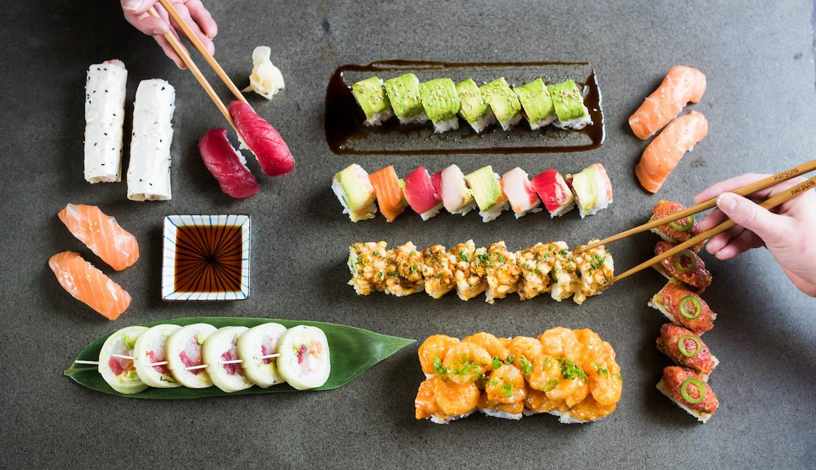 katsuya hollywood cuisine