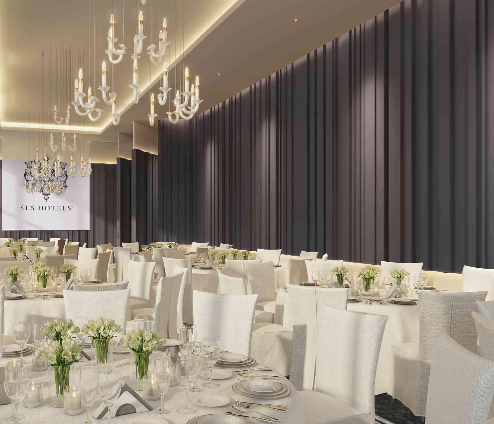 Event Space at a hotel