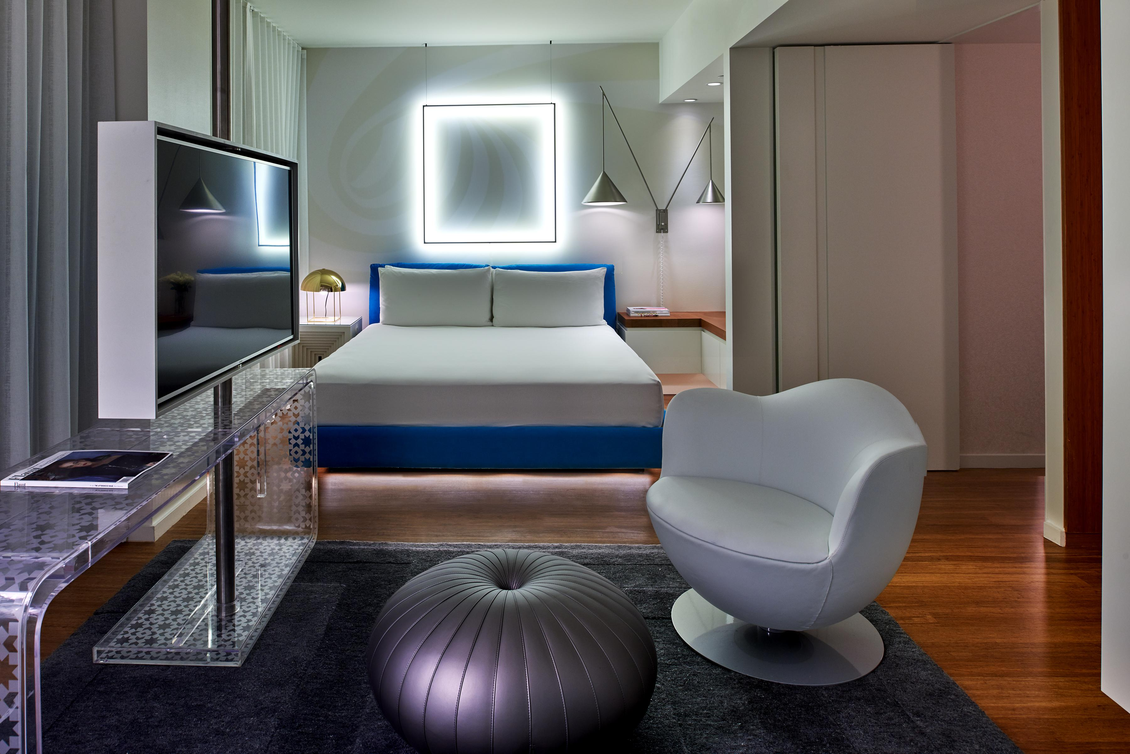 Mondrian Los Angeles Studio Suite